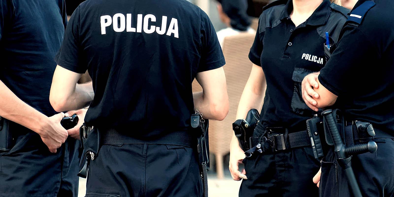 Koszule policyjne