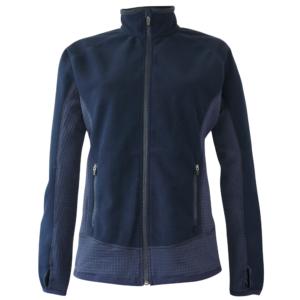 Bluza damska funkcyjna granatowa kolekcja OUTDOOR - ATG