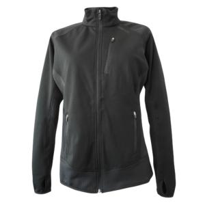 Bluza damska funkcyjna czarna kolekcja OUTDOOR - ATG